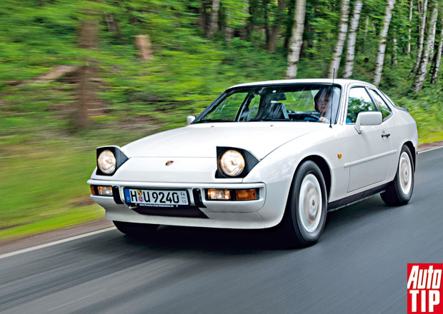 Porsche 924 S jako youngtimer: Osl��ku, ot�es se!