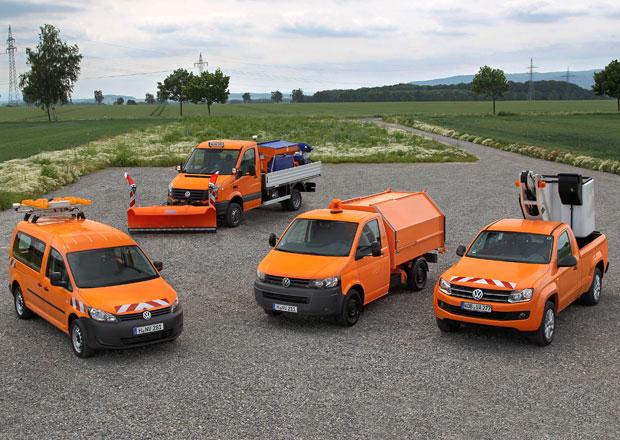 Volkswagen na IAA Užitkových vozů v Hannoveru