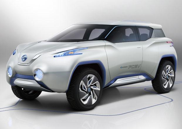 Nissan TeRRA Concept: Elektrické SUV pro Paříž