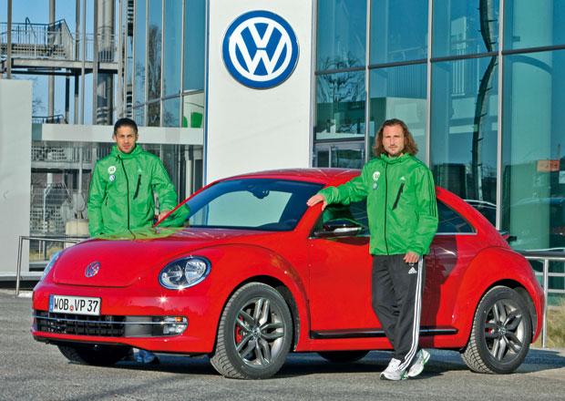 Němci vyšetřují Volkswagen kvůli sponzorování fotbalového klubu
