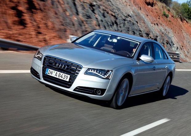 Audi může brzy sesadit BMW z pozice světové prémiové jedničky