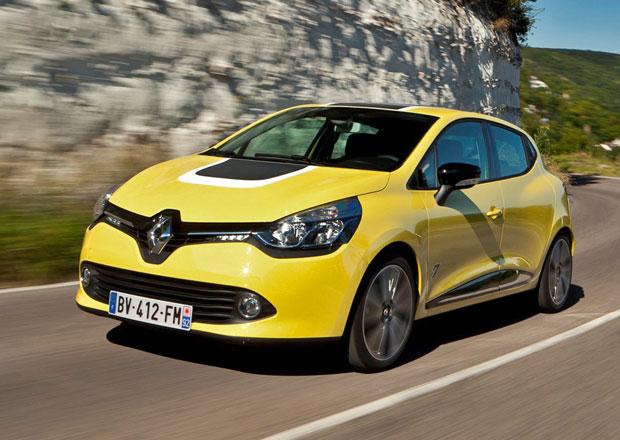 Renault Clio IV v první pořádné fotogalerii