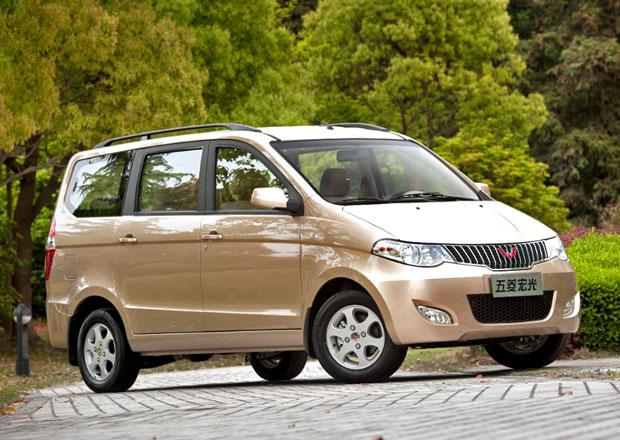 Čínský Wuling prodal letos už milion aut