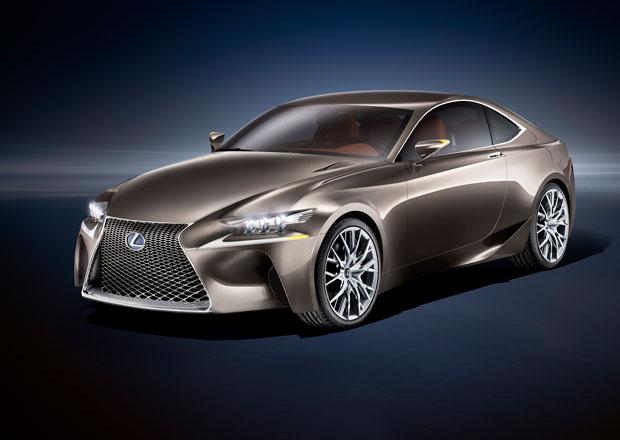 Lexus LF-CC jako předobraz příštího IS
