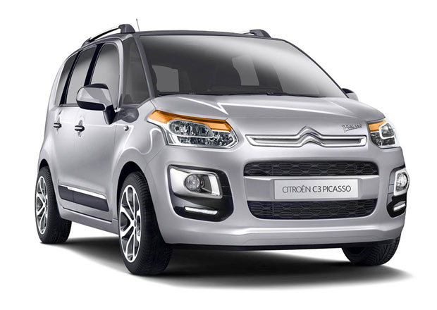 Citroën C3 Picasso dostane facelift
