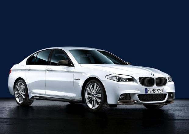 BMW M Performance posílí dvoulitrový diesel na 200 koní