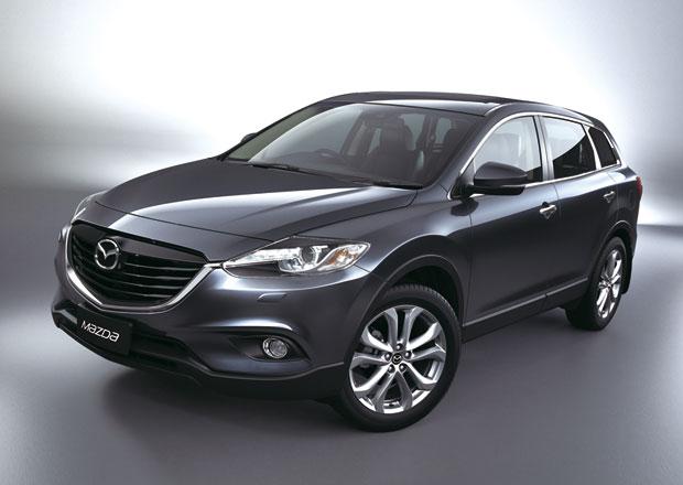 Mazda CX-9: Facelift po vzoru CX-5