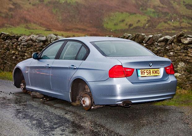 BMW vs zloději: Nový software má zabránit krádežím