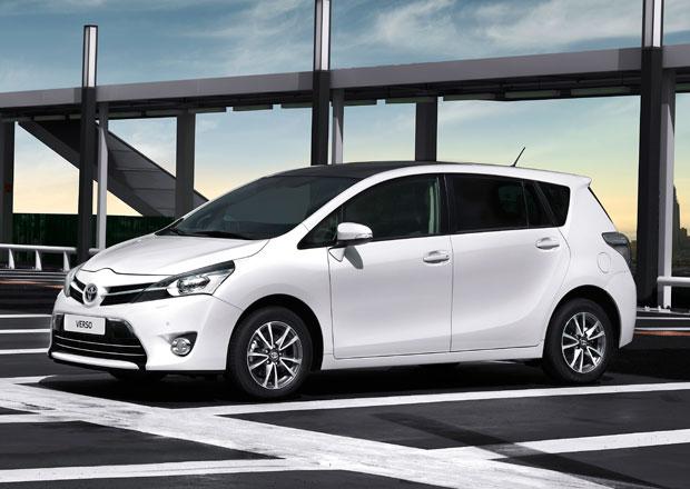 Toyota Verso 2013 je víc než obyčejný facelift