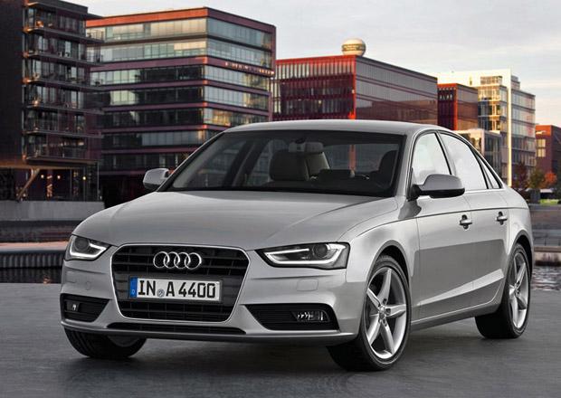 Evropský trh v srpnu 2012: Audi druhou nejprodávanější značkou
