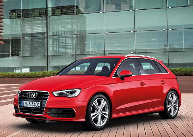 Audi A3 Sportback nastupuje v nové generaci
