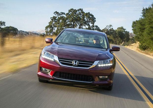 Honda Accord v útlumu: Nová generace do Evropy nepřijde