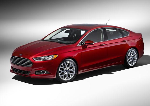 Nové Mondeo za oceánem: Další detaily k Fordu Fusion