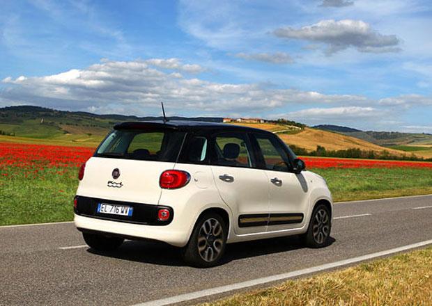 Platformu Fiat Small mohou nyní využít i MPV a crossovery
