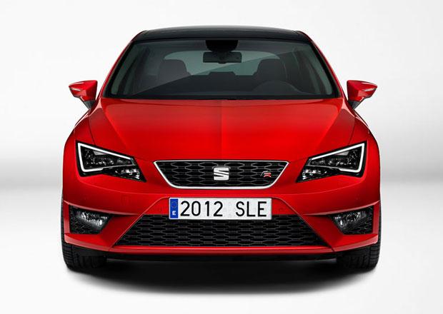 SEAT Leon FR dostane motory 1,8 TSI a 2,0 TDI