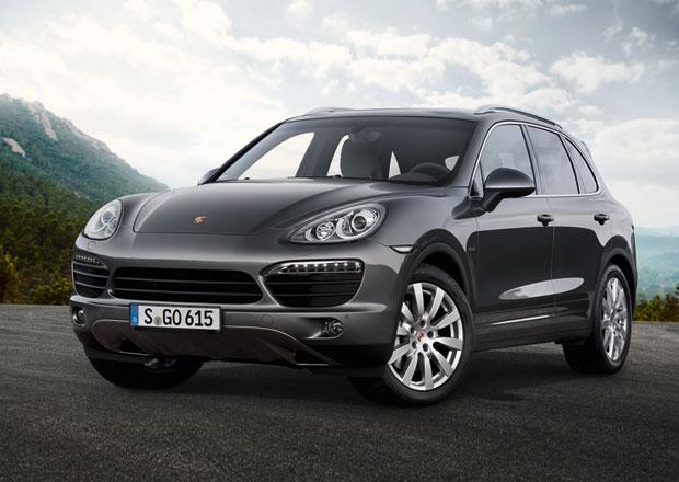 Porsche Cayenne S Diesel vs. konkurenti: Přesilová hra