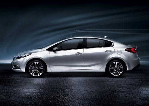 Kia K3/Forte/Cerato: Tři názvy pro jeden globální kompaktní sedan