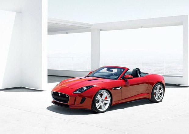 Jaguar F-Type předčasně odhalen v oficiální fotogalerii