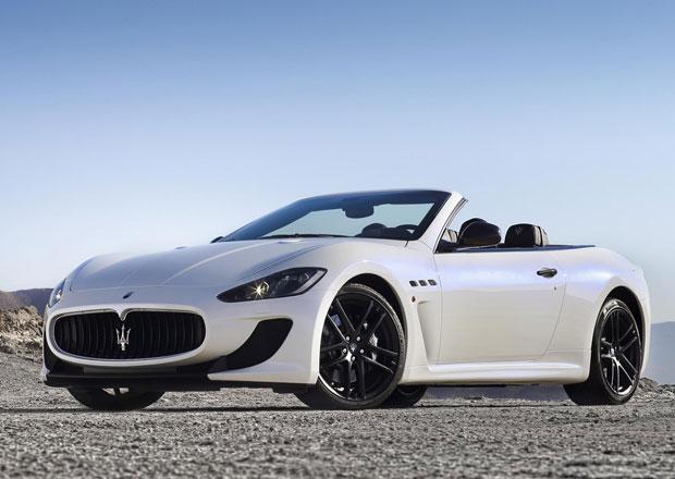 Maserati GranCabrio MC Stradale: Nabroušený trojzubec přišel o střechu