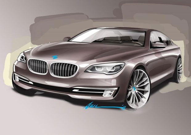 Novinky u BMW řady 7: M750i a čtyřválcová 728i