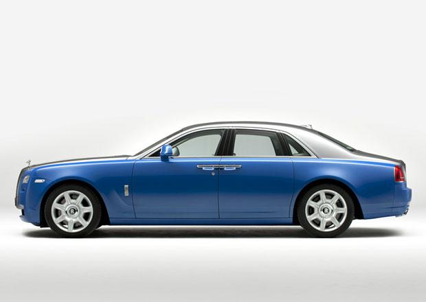 Rolls-Royce Art Deco: Speciální výbava pro aristokrata