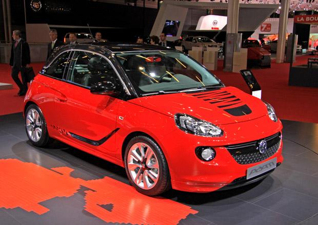 Opel Adam: První živé dojmy (doplněno video z výstaviště)