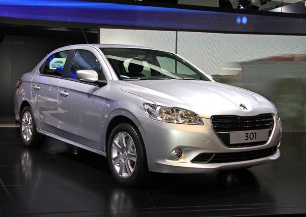 Peugeot 301: Prvn� �iv� dojmy