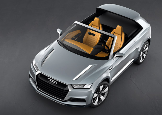 Audi Crosslane Coupé ukazuje budoucnost řady Q