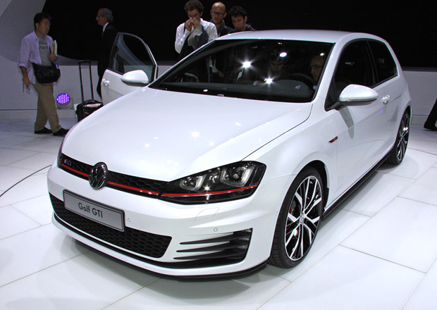 VW Golf VII: První živé dojmy