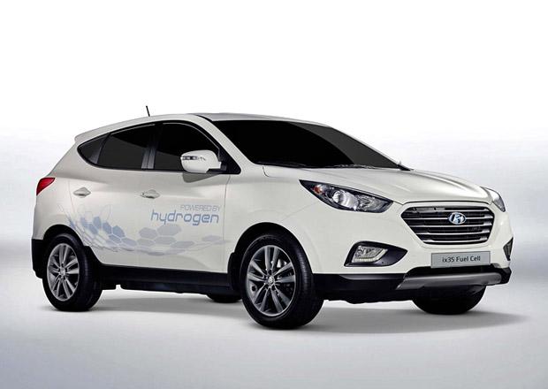 Hyundai ix35 Fuel Cell pro sériovou výrobu