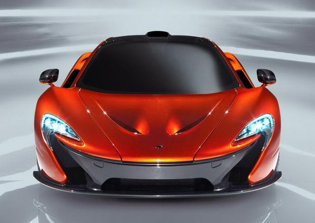 McLaren P1: Hypersport v detailech (doplněno video)