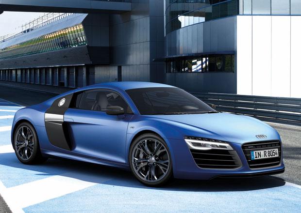 Audi R8 V10 plus: 550 koní pro nejlepší R8