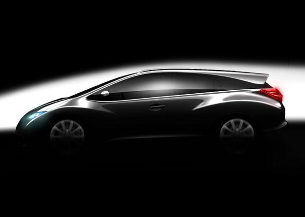 Honda Civic: od příštího roku i jako kombi