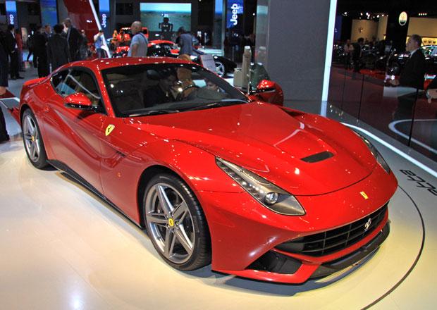 Ferrari F12berlinetta: �iv� dojmy