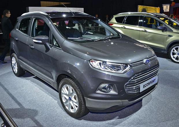 Ford EcoSport: První živé dojmy