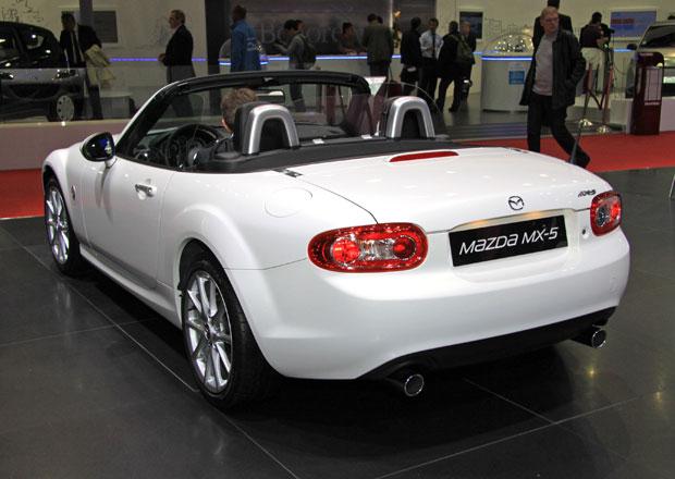 Mazda MX-5 2013: Pouze lehké omlazení