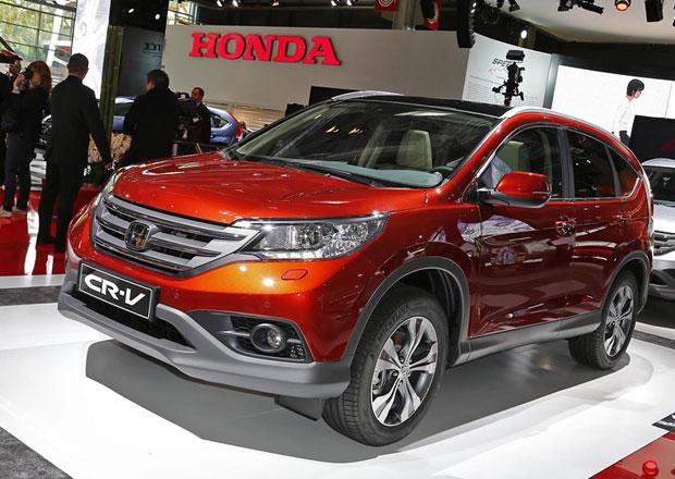 Honda CR-V: První živé dojmy