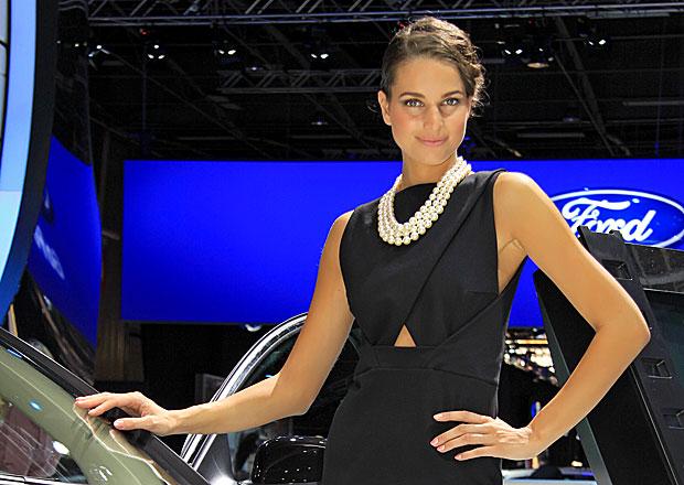 Modelky v Paříži 2012: Díl první