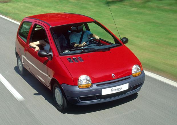 Renault Twingo první generace po 20 letech definitivně končí
