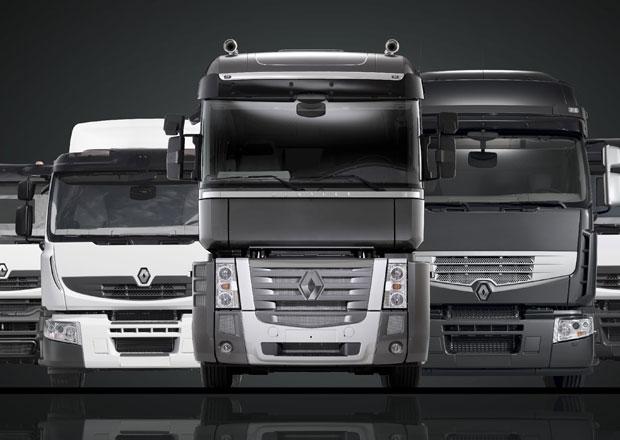 Renault Trucks v roce 2013 kompletně obmění svou nabídku