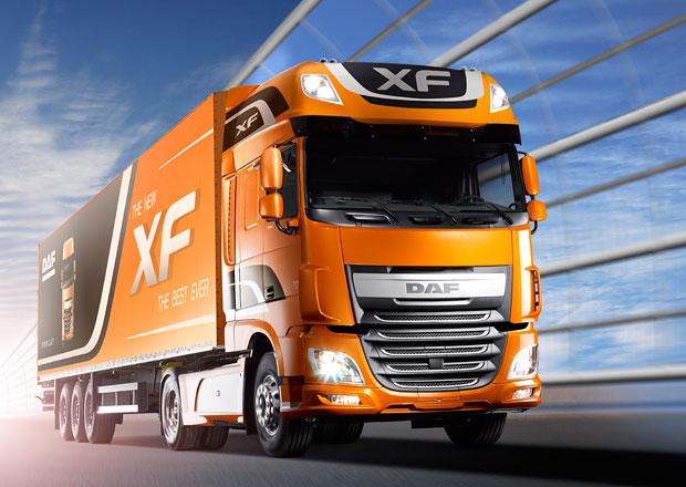DAF Euro 6 XF: Nová modelová řada