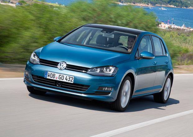 Na nový Volkswagen Golf dnes vyděláme skoro dvakrát rychleji než před sedmi lety