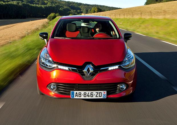 Francouzský trh v září 2012: Renault má v Top 10 pět modelů