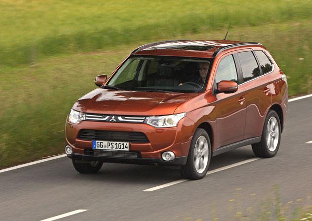 Mitsubishi Outlander: České ceny, jízdní dojmy