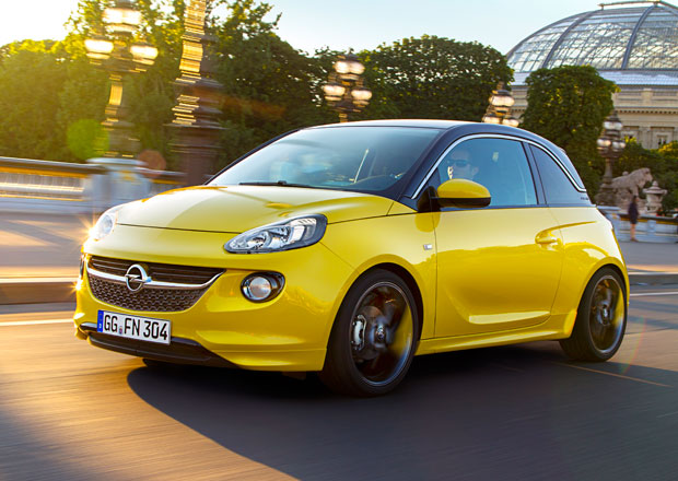Opel Adam: Kompletní data, německé ceny