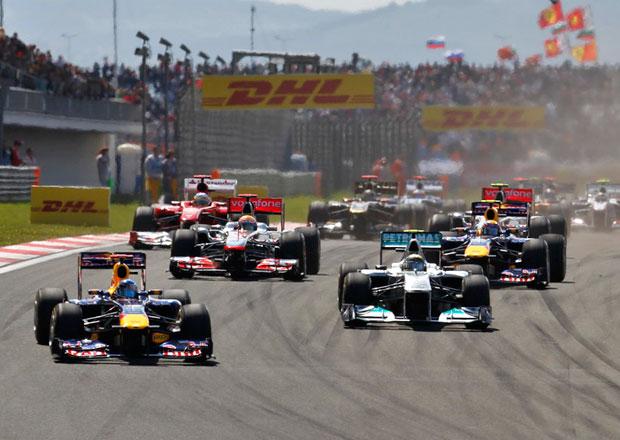 Krize na řecký způsob: Výstavba dvou závodních okruhů pro Formuli 1