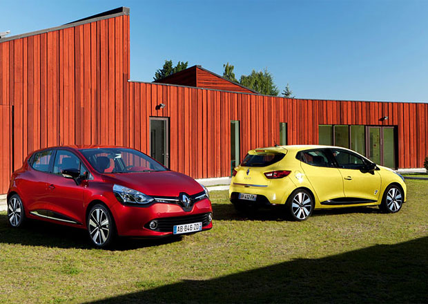 Renault Clio se bude vyrábět ve Francii i Turecku
