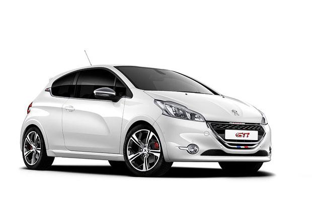 Peugeot 208 GTI stoj� 24.500 eur, p�es 600 tis�c korun