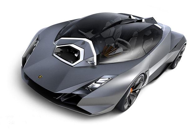 Lamborghini Perdig�n: N�stupce Revent�nu z pera �esk�ho design�ra