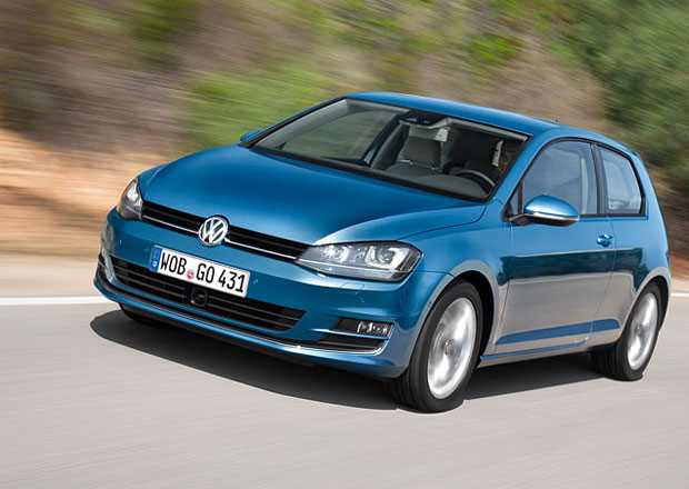 VW Golf 4Motion: Turbodiesely 1,6 TDI a 2,0 TDI s pohonem 4x4